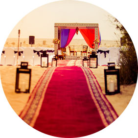 international wedding exotic venue